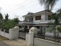 Posh Double Storied House for sale at Manarcaud,Kottayam.