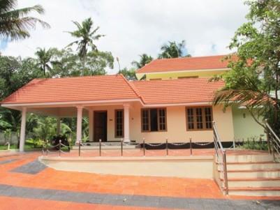 2300 Sq.ft 3 BHK House on 40 Cent land for sale at Umayanalloor,Kottiyam,Kollam.