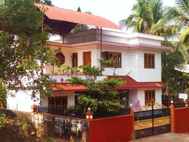 Bungalow for sale at Elayavoor,Kannur District.