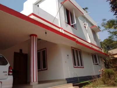 1100 Sq.ft 3 BHK Independent House for sale Near Kalamassery,Ernakulam.