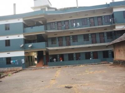 13000 Sq.Feet Commercial Building for Sale at Mampad, near Nilambur,Malappuram.