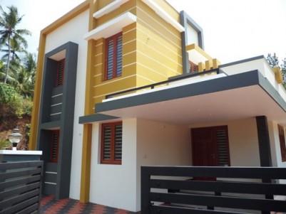 1500 Sqft 3 BHK Villa on 5 Cents of land for sale at Chelapuram,Kozhikode.