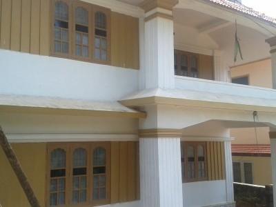 2400 Sq.ft 4 BHK House for sale at Pallipuram,Kannur.