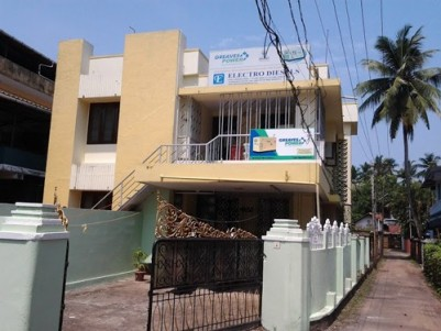Prime Property for sale in the Heart of Kozhikode City.