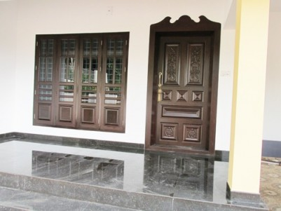 2000 Sq.ft Double Storied Villa for sale at Karukutty, Angamaly, Ernakulam.
