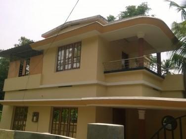 1650 Sqft 4 BHK Villa for sale at Karicode,Kollam.
