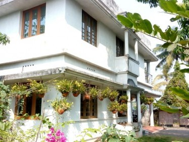 27 cents + 1350sqft house for sale in Varapuzha
