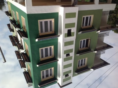 2 Bedroom ready to occupy flats at the heart of Manjeri town