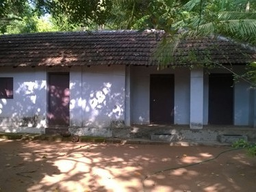 A Beautiful Bungalow and 1.28 acres of land for sale at Erattakulam,Palakkad.