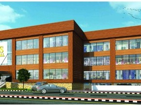 Best Commercial Space available in M G Road Thrissur