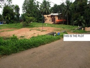 23 Cents Residential Plot for Sale at Thevakkal, Kakkanad, Ernakulam.