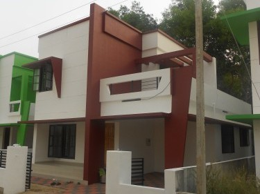 Brand new 3 BHK villa for rent...!!!