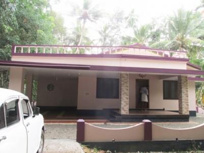 House and Land for sale at Piravom, Elanji, Ernakulam
