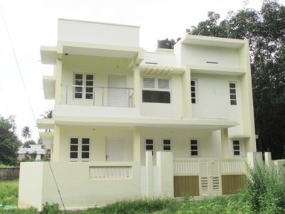 2000 Sq.ft 3 BHK Villa on 5.5 Cent land for sale at Angamaly,Ernakulam.