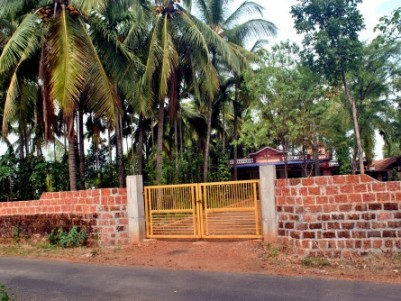 52 cent land and 3 bed room house for sale