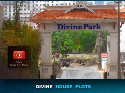Premium Gated Colony House  plots for sale at Puthencruz,Ernakulam District.