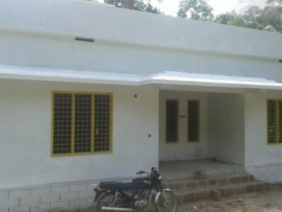 1200 Sqft 3 BHK House on 14.5 Cents of land  for sale at Wandoor,Malappuram.