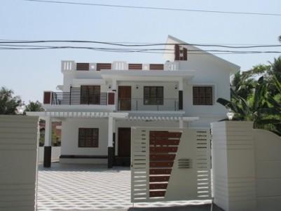Ready to Occupy Modern Posh Villa for sale at Aluva, Ernakulam