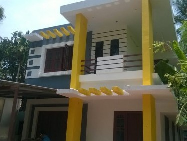 2000 Sqft 3 BHK new house for sale at Vadookara,Thrissur