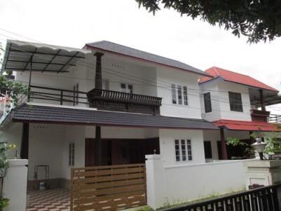 New Posh Villa at Kadungalloor, Aluva, Ernakulam.