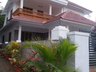 2700 Sqft 4 BHK House for sale at Bharananganam,Kottayam.