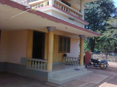 1400 Sq.ft 2 BHK Independent House for sale Near Kasaragod.