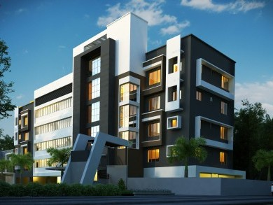 Spaceton Granville Luxury Villas and Apartments Sale at Cherthala, Alappuzha