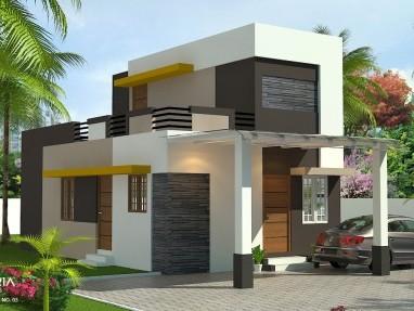 Spacious 2bhk Home- Sale-palakkad-90%loan+easy Emi-pay 50k Advance