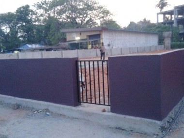 17.35 cents Commercial Land for sale at M G Road, Kottayam