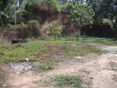 8 Cents of Square residential  land for sale at Chelapuram,Kozhikode.