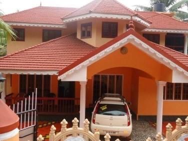 2700 Sq.ft High Quality Beautiful Villa for sale at Pampady,Kottayam.