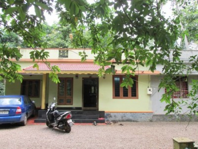 1500 sq.ft 3 BHK Independent House for sale at Ettumanoor, Kottayam