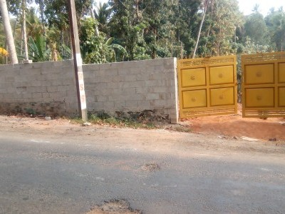 VIZHINJAM HARBOUR, 50 CENTS OF SQUARE LAND, MAIN ROAD FRONTAGE