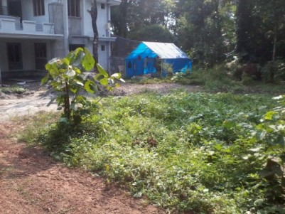 6.5 Cents of  good Residential plot for sale at Kallettumkara,Thrissur .