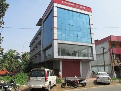 15000 Sq.ft Office Space for Rent/Lease at Konni,Pathanamthitta.