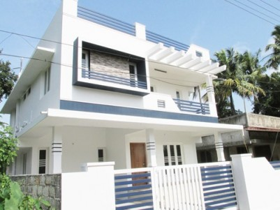 1800 Sq.ft 3 BHK House on 4.5 Cent land for sale at Nedumbassery Airport Junction,Athani,Ernakulam.