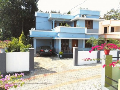 3 BHK Luxury Villa for sale at Adoor,Pathanamthitta.