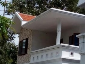 1250 Sqft 3 BHK House for sale at Varappuzha,Ernakulam District.
