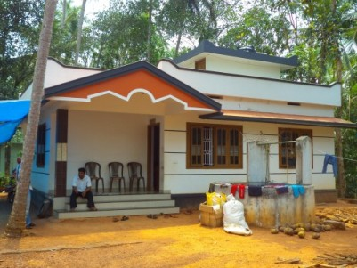 1200 Sqft 3 Bhk House on 9 Cent For Sale at Kunnamangalam, Calicut.