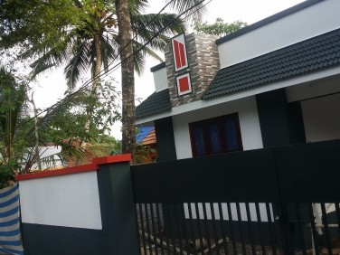 1000 sq.ft 2 BHK New House for SALE at Paravoor, Alappuzha.