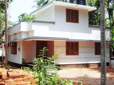 2 BHK House on 7.5 Cents of land for sale at Pavangad,Kozhikode.