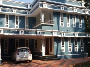 2200 Sq.ft 4 BHK House on 13 Cent land for sale at Near U.P School,Mayanad, Kozhikode. Rs 1.5 cr