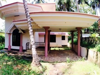 13 Cents Land with House for sale at Chevayoor, Kozhikode