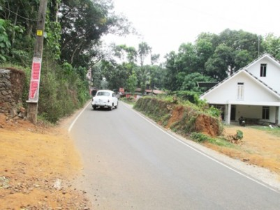 60 Cent Land for sale at Painkutty (Piravom- Pala route) Ernakulam