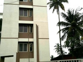 BRAND NEW Ground floor one bed room flat for sale at Guruvayur,Thrissur.