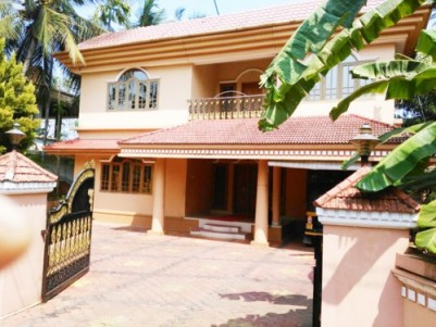 4 BHK Villa for sale at Nileswar,Kasargod.