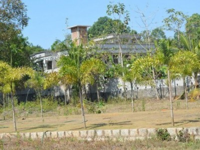33 cents of prime land for sale in a gated colony near Thiruvaniyoor, Ernakulam