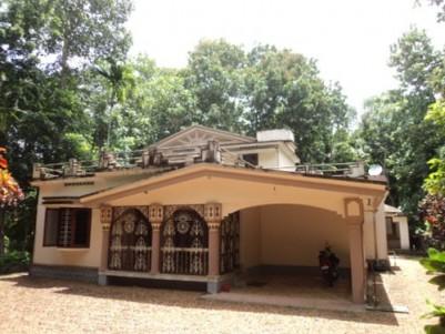 2000 Sqft 3 BHK House for sale at Sooranad,Kollam.