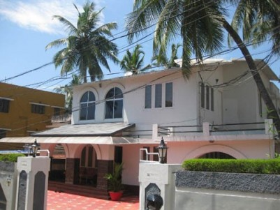 4050 Sq.ft 7 BHK Luxury House  for Sale in the Heart of Thiruvananthapuram City.