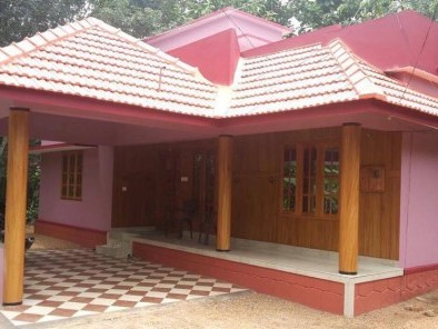 36 cent with 3 bhk house for sale